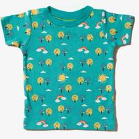 Little Green Radicals 『虹の向こう』 Tシャツ 92/ 98/ 104/ 110/ 116cm