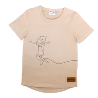 wild island Apparel The Sky Catcher T 半袖 ベージュ(OAT) 84/ 92/ 100/ 108/ 115/ 120/ 125/ 130cm