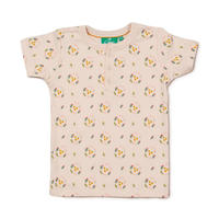 Little Green Radicals フラワーTシャツ 86/ 92/ 98/ 104/ 110/ 116/ 122/ 128cm