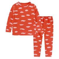 クラウドパジャマ Red 130cm