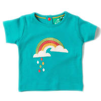 Little Green Radicals After The Rain Applique T 98cm