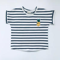 MARMALADE SKY PINEAPPLE Applique T-shirt  86/ 91/ 98/ 104/ 116cm