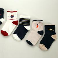 Space Socks 5足セット 10-14/ 14-16/ 16-18/ 18-22cm