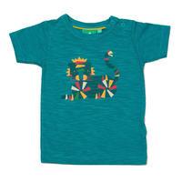 Little Green Radicals レインボータイガーTシャツ 86/ 98/ 104/ 110/ 116/ 122/ 128cm