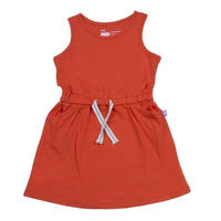HUGABUG Jersey Dress Orange 98/ 104cm