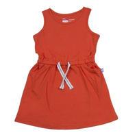 HUGABUG Jersey Dress Orange 98/ 104cm