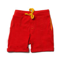 Little Green Radicals Red Beach Shorts 98cm/ 104cm/ 110cm/ 116cm/ 122cm