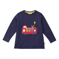 Piccalilly London Bus Top 86/ 92/ 98/ 104cm