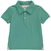 Me & Henry ポロシャツ Green 98cmサイズ最後の1枚!