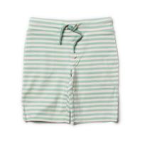 Little Green Radicals Duck Egg Blue Stripe Beach Shorts 98/ 104/ 110/ 116/ 122cm