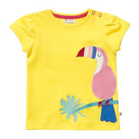 Piccalilly Toucan  Tシャツ 98/ 104/ 110/ 116/ 122/ 128cm