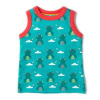 Little Green Radicals River Frog Vest 98/ 104cm ※残り98㎝のみ