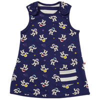 Piccalilly Astronaut Reversible Dress 86/ 92/ 98cm