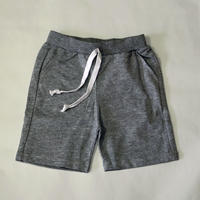 スウェットショートパンツ Jersey Shorts Grey 100~150cm