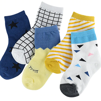 Socks 5足セット 14-16/ 16-18/ 18-22cm