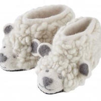 Piccalilly ヒツジ Slippers 9-12/ 11-13/ 14-17/ 17-19cm