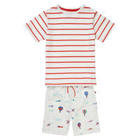 Piccalilly Fly the Sky Pajamas Short 92/ 104/ 116/ 128cm