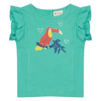 Piccalilly オオハシ フリルTシャツ 98/ 104/ 110/ 116/ 122/ 128cm