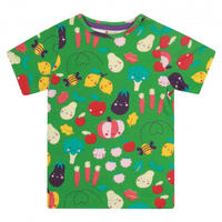 Piccalilly Grow Your Own 野菜 Tシャツ 80/ 86/ 92/ 98/ 104/ 110/ 116cm