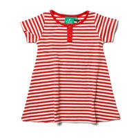 Little Green Radicals Playaway Dress Red 98cm/ 104cm/ 110cm/ 116cm/ 122cm