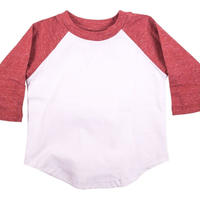 HUGABUG Melange T-shirt Red 80/ 92/ 98/ 104cm