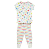 Piccalilly Hoppiong Bunny Pajamas Long 92/ 98/ 110/ 116/ 122cm