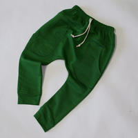 コットンパンツ Cotton Pants Green 90~120cm