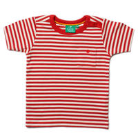 Little Green Radicals Red Stripe T 98cm/ 104cm/ 110cm/ 116cm/ 122cm