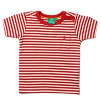 Little Green Radicals Red Stripe T 98cm/ 104cm/ 110cm/ 116cm/ 122cm