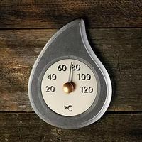 HUKKA DESIGN -Pisarainen- サウナ 温度計