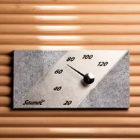 HUKKA DESIGN -Saun ℃- サウナ温度計