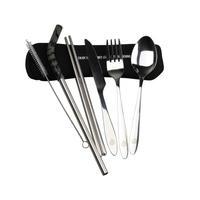 MIZU Cutlery Set  Black (NEW)