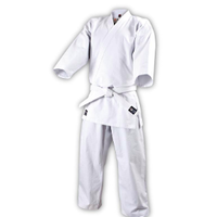 ISAMI Made in Vietnam Karate gi dogi for Beginners Jacket Pants set KV-31