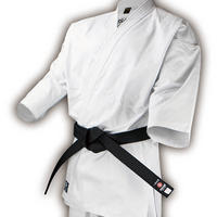 ISAMI Made in JAPAN, Vietnam Bleaching Karate gi dogi for Full contact Jacket only K-431