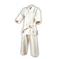 ISAMI Made in China Karate gi dogi for Beginners Jacket Pants Belt set K-15