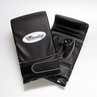 Winning Boxing Bag mitts gloves velcro tape type SB-3000
