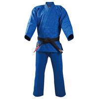 ISAMI Classic Jiu-jitsu gi Dogi Made in JAPAN Jacket pants set Blue JJ-440B