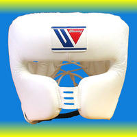 Winning Boxing Headgear Head guard Size L Basic color / Red / Blue / Black / White / FG-3000