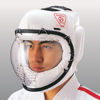 Winning Super safe Face guard Head guard headgear for Karate SS-1 / SS-2