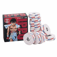IPPO TAPE Fighting Spirit (Hajime no Ippo) Hand wraps Non-stretchable type