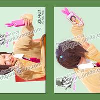 ポストカードセット008 (6枚セット) JKSLF-BST-PN