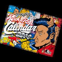 Mケリー・ロックンロール・カレンダー2014