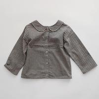check blouse(80size)