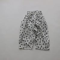floral pants(80size)