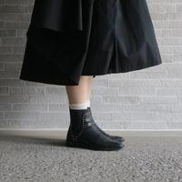 17℃/クルーソックス/ブライトフリルボーダー/171104234