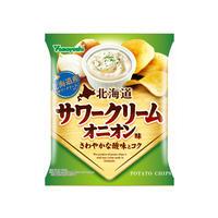 【袋販売】ポテトチップス 北海道サワークリームオニオン味 50g