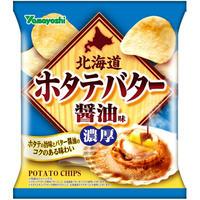 北海道ホタテバター醤油味 50g (1ケース:12袋入)