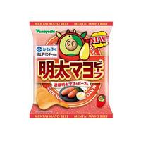 【袋販売】ポテトチップス 明太マヨビーフ 50g