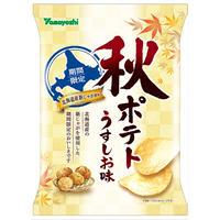 秋ポテト うすしお味 90g (1ケース:12袋入)