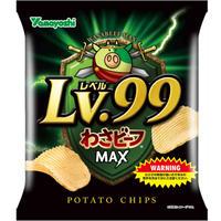 Lv.99わさビーフMAX 58g(1ケース:12袋入)